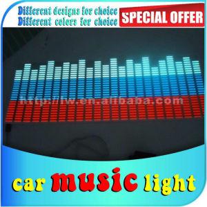 2013 50% discount off hot sale DC 12v car muaic light