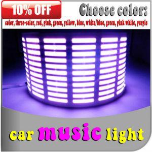 2013 fashionable 12V DC car music light