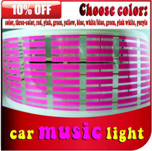 2013新しい設計されたledの車の音楽の光