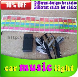 2013 novo carro diodo emissor de luz de música com alta qualidade