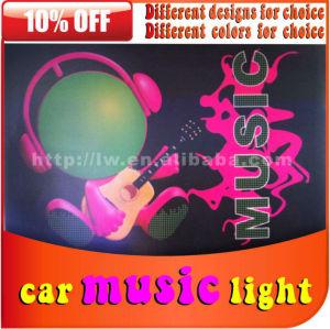 2013 hot venda 12v dc de controle de som de música de natal luzes