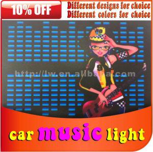 2013 hot sale 12V DC music sensor light