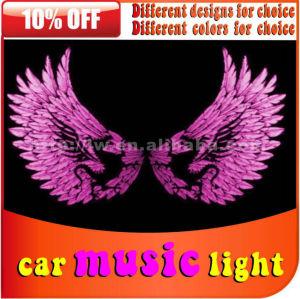 2013 hot sale led equalizer sticker/el equalizer/car sticker