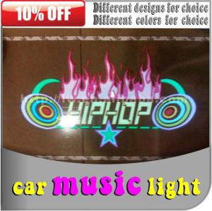 carro levou luz de música