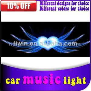 12v super popular e música de controle de luz para todos os carros