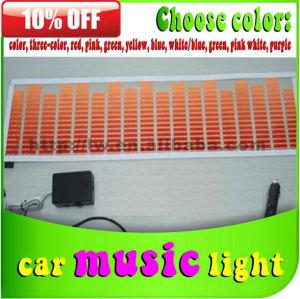 lw impermeável música digital led tube cores cheias com tamanho diferente