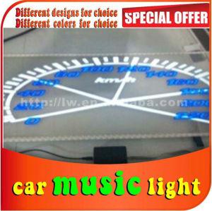 LW 70x16cm 80*19cm rhythm light Multi color flashing LED Music lights