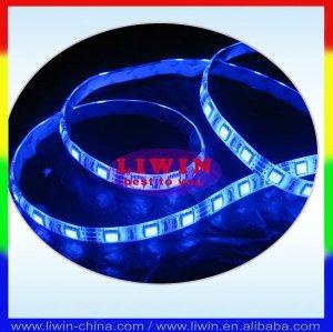 venda quente azul 5m 3528 300 led flash de luz led tira flexível