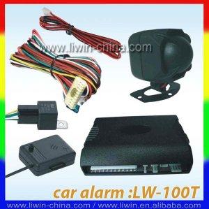 より高品質の車の警報システム