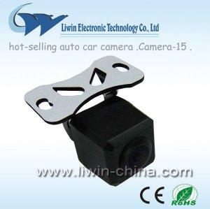 câmera de visão traseira