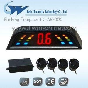 熱い販売の駐車センサーシステム