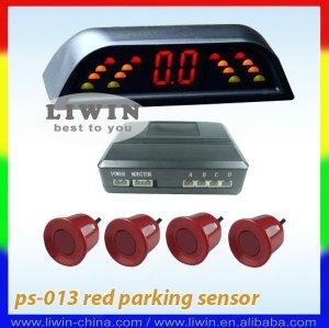 Auto- verificação do sensor de estacionamento