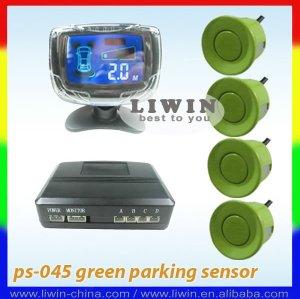 高品質lcdの車の駐車センサー