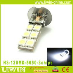 2013 quente da luz de nevoeiro h3 pk22s lâmpada led