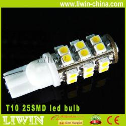 2013 venda quente do carro 12v t10 15 lâmpada led smd