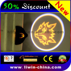 Factory sale car ghost shadow light for sale