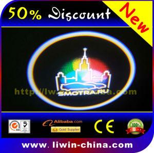 50% discount hot selling 12v 5w car ghost light logo