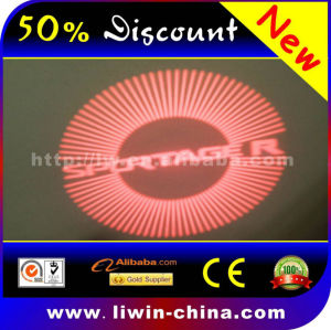 50% discount hot selling 12v 5w auto emblems car logo