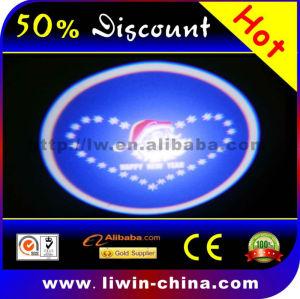 new high quality 12v 3w 5w car brand logo badge