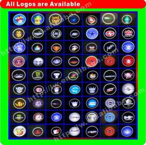 logos laser light