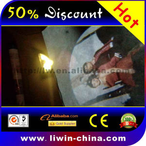 auto Led Welcome Lamp