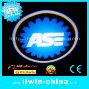 LW laser logo led door ghost shadow projector lights 8th generation