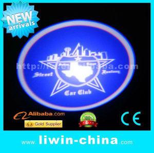 TOP sales-newest design ghost shadow rear light / fashionable laser light logo-laser car logo tail light