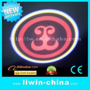 12V High quality car led logo projector laser light