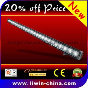 Hot venda cree chip 120w 10-30v levou barra de luz