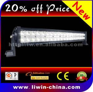 popular 120w 10-30v led light bar
