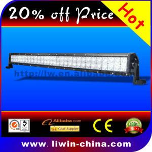 Venda quente 180w 10-30v cree led barra de luz