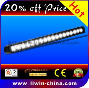 Venda quente 180w 10-30v perfil de alumínio para a barra de luz led
