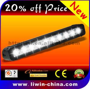 Venda quente 100w 10-30v amber led barra de luz