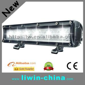 Hotest 50% desconto 10-30v 30w off road led barra de luz para o carro