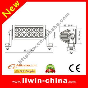 100% fábrica de preços por atacado 60w diodo emissor de luz de trabalho