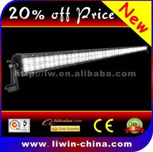 50% desconto 10-30v carro cree led barra de luz 288wip67