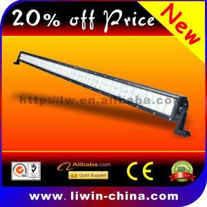50% desconto 10-30v led fila dupla 4x4 levou barra de luz ip67 9-70v