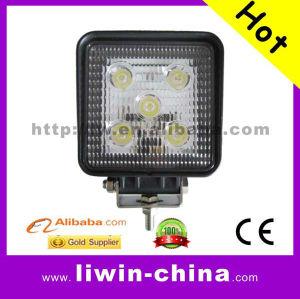 custom 2013 taxa defeituosa led de trabalho luz 27w 9 pcs 3w led