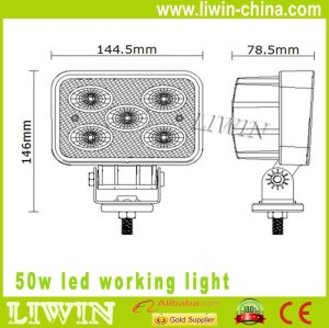 50w diodo emissor de luz de trabalho