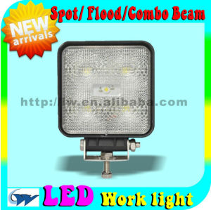 2013 hottest rechargeable cordless led work light