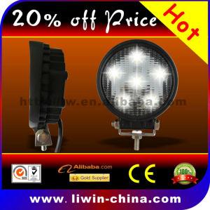 売れ筋20135割引10-30v18wクリー族led車用作業灯