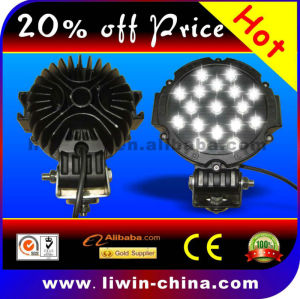 51W 10-30V high power led work light