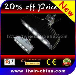 15w auto diodo emissor de luz de trabalho