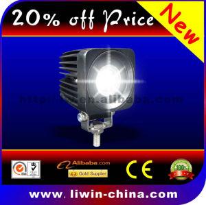 Atacado 10w 10-30v diodo emissor de luz de trabalho