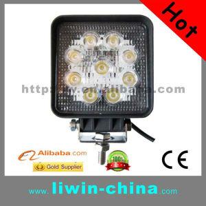 Lw-0727 preço de fábrica led barra de luz fora de estrada 27w