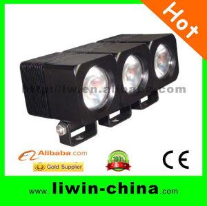 12vの自動導いた仕事10wライト防水led作業灯