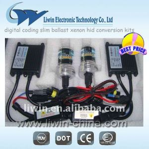 top quality with lowest price 12v55w & 12v35w digital ac slim ballast hid xenon kit on aliexpress