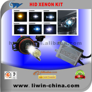 2013 LIWIN professional after-sale policy xenon hid kit