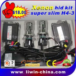 hotest 50% off xenon kit hid H4-3 Hi/lo