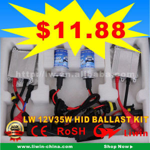 2013 hotest LIWIN xenon hid kit slim for cars